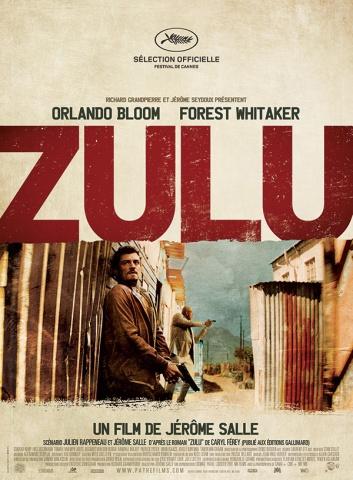 Πόστερ της ταινίας «Το Ακρωτήρι της Βίας (2013) | Zulu»