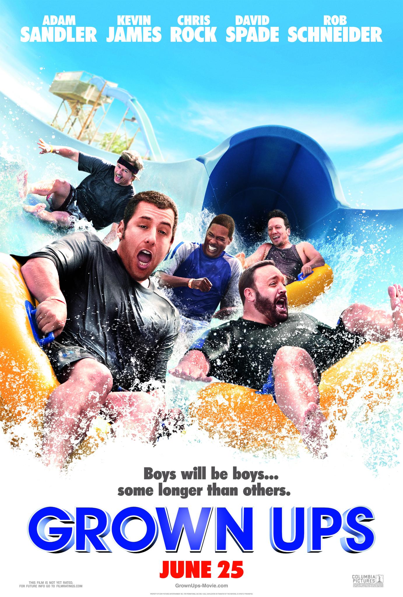 Πόστερ της ταινίας «Οι μεγάλοι (2010) | Grown Ups»