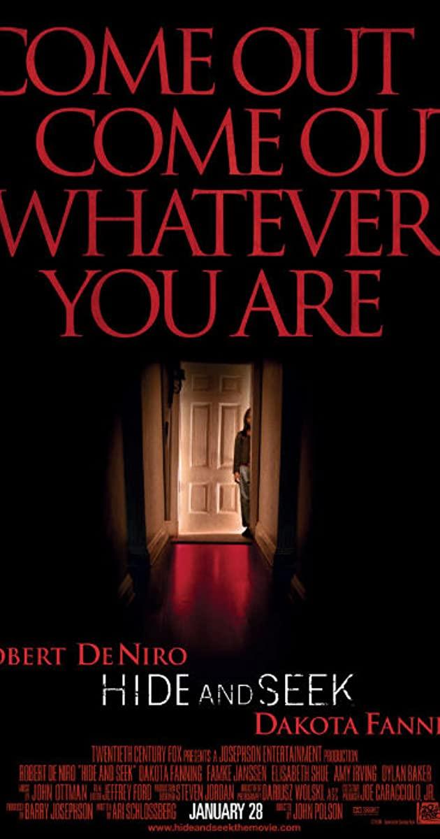 Πόστερ της ταινίας «Το Κρυφτό (2005) | Hide and Seek»