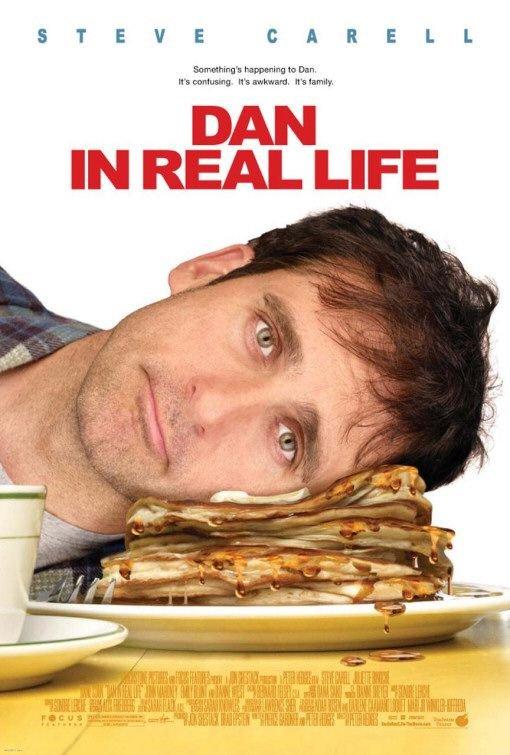 Πόστερ της ταινίας «Ο Νταν έφαγε κόλλημα (2007)   Dan in Real Life»