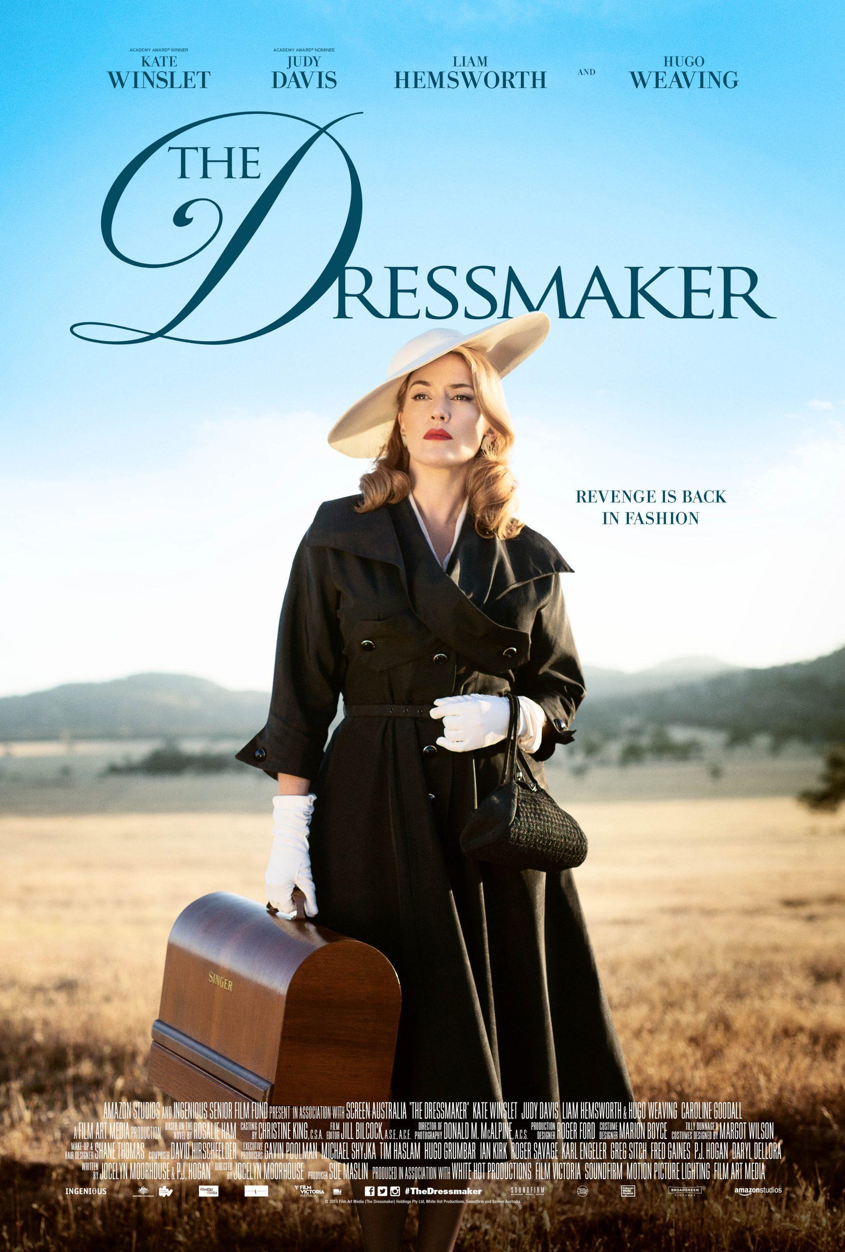 Πόστερ της ταινίας «Η Μοδίστρα (2015)   The Dressmaker»