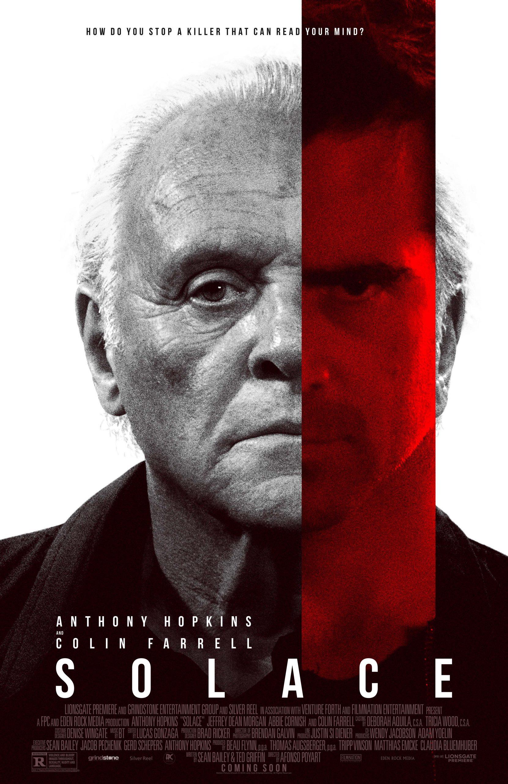 Πόστερ της ταινίας «Το Χάρισμα (2015) | Solace»