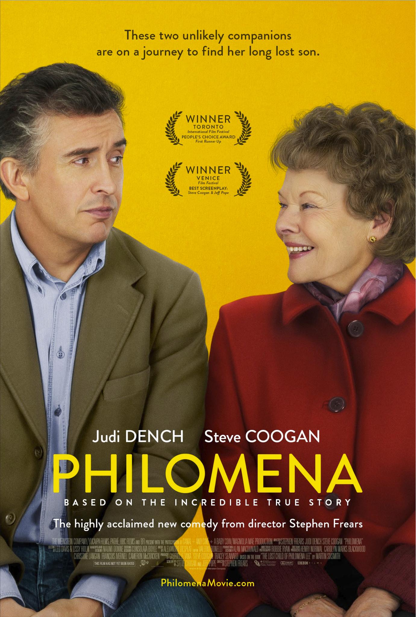 Πόστερ της ταινίας «Philomena (2013)»