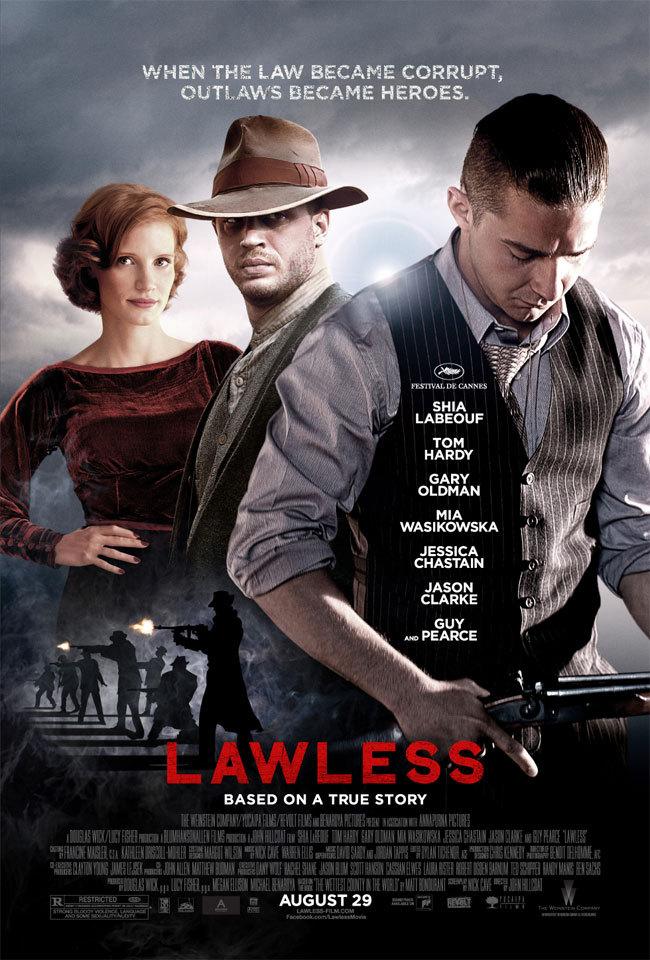 Πόστερ της ταινίας «Παράνομοι (2012)   Lawless»