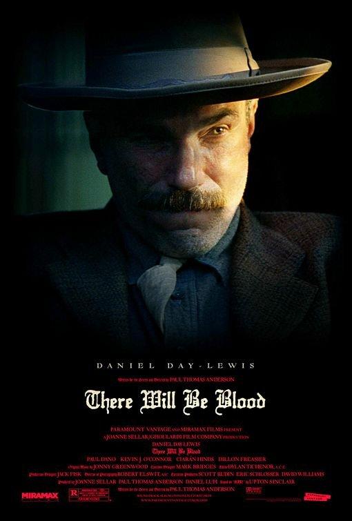 Πόστερ της ταινίας «Θα χυθεί αίμα (2007) | There Will Be Blood»