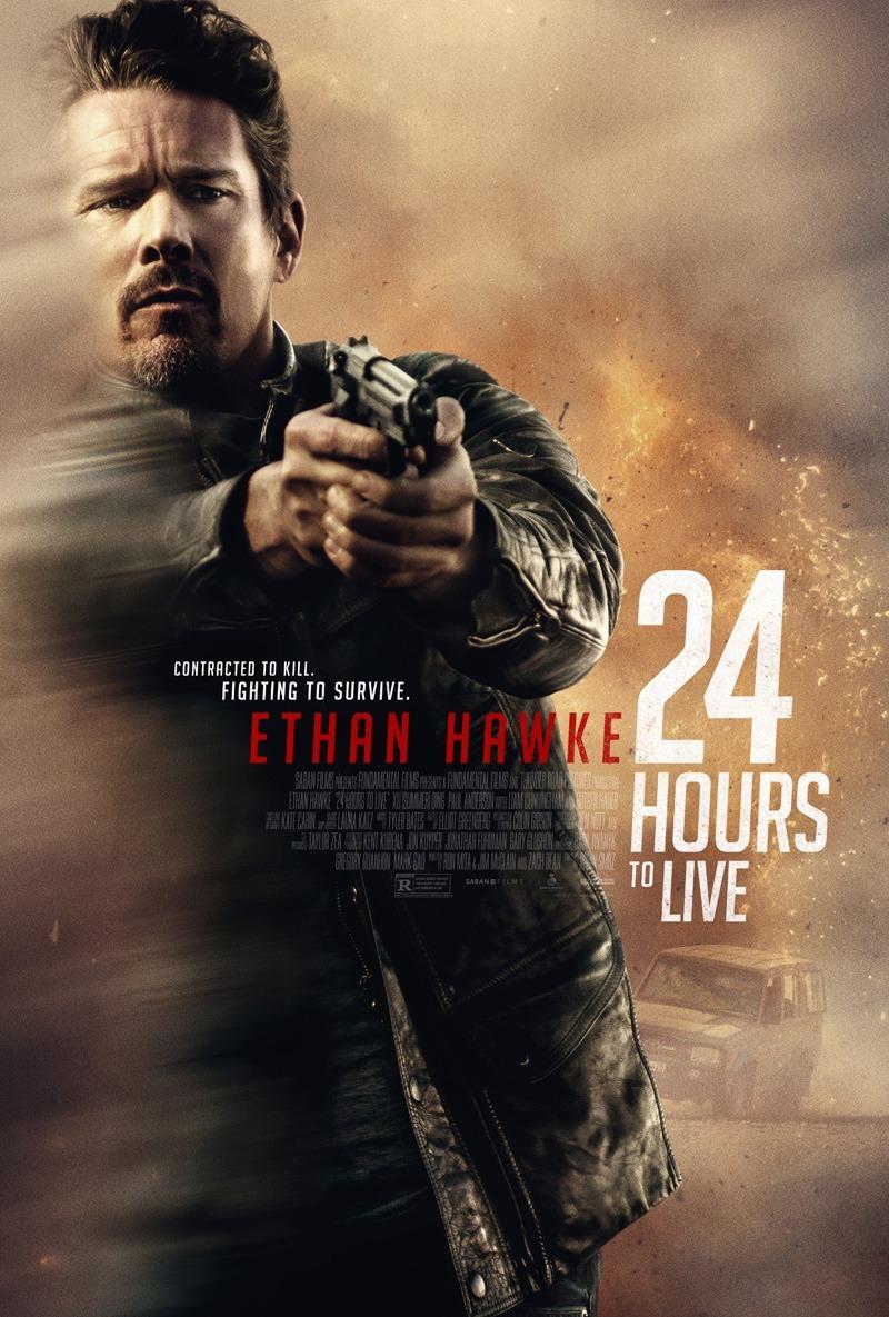 Πόστερ της ταινίας «24 Ώρες Προθεσμία (2017) | 24 Hours to Live»