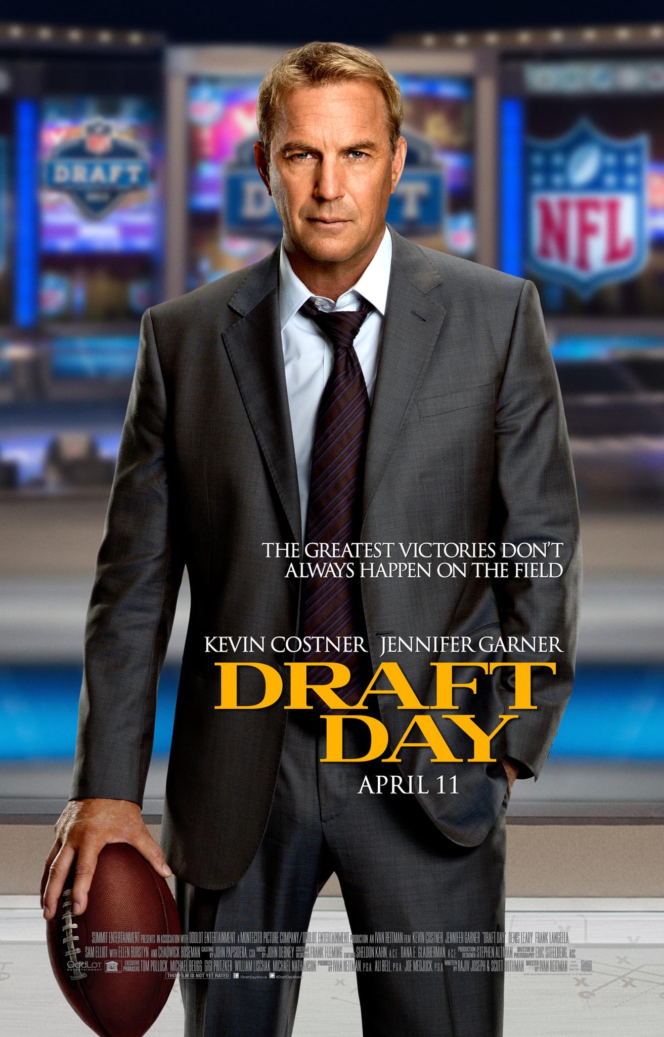 Πόστερ της ταινίας «Η Μεγάλη Μέρα (2014) | Draft Day»