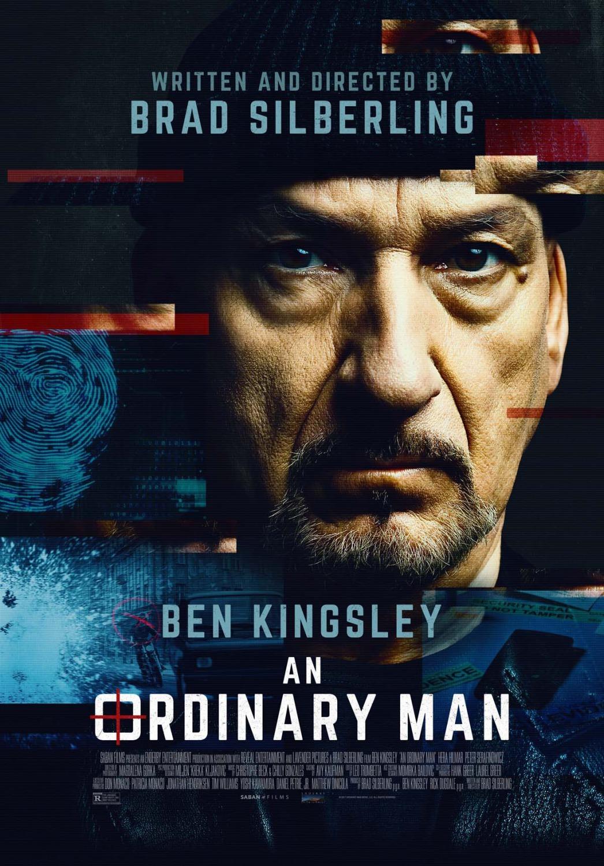 Πόστερ της ταινίας «Σκοτεινό Παρελθόν (2017) | An Ordinary Man»