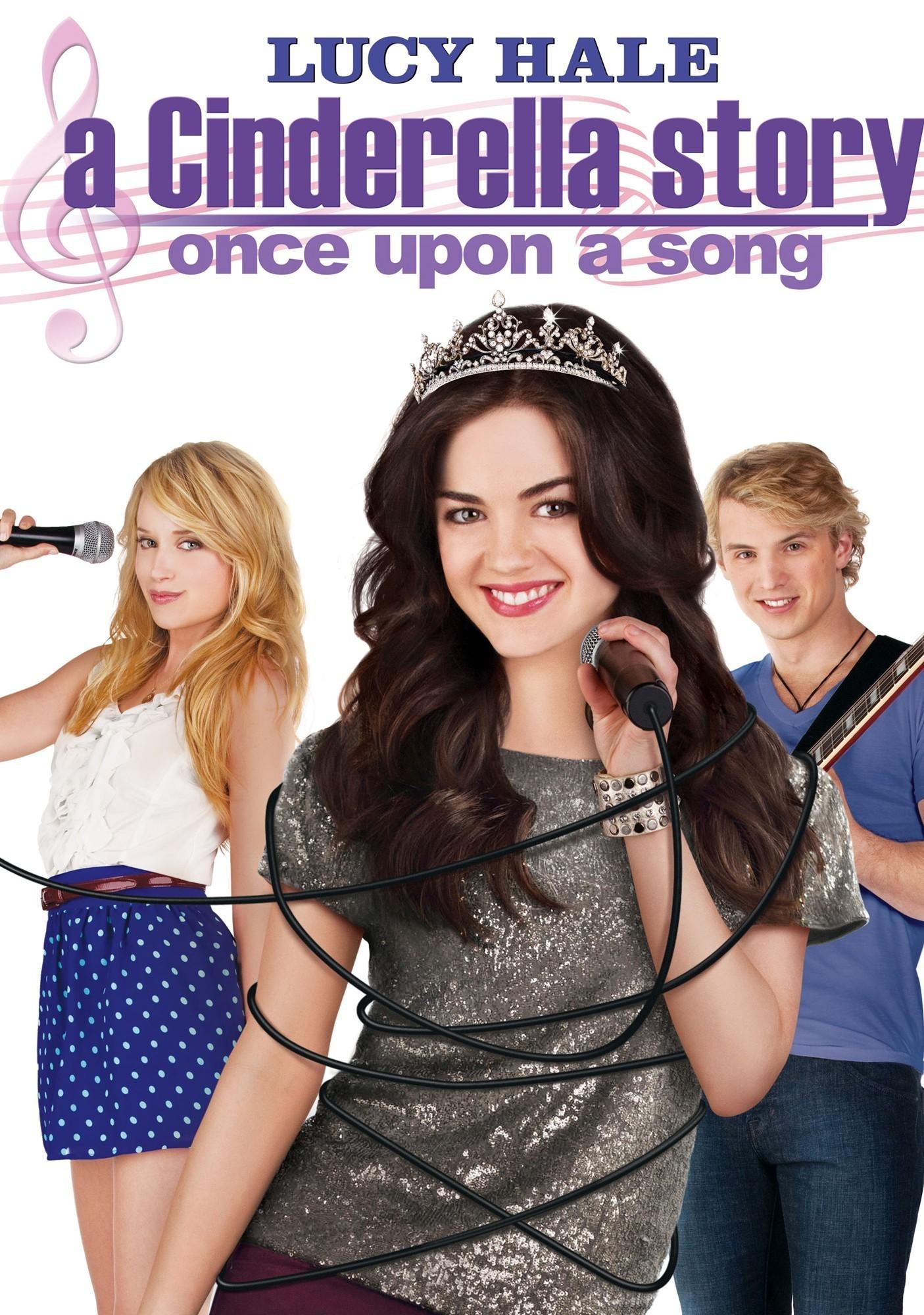 Πόστερ της ταινίας «Μια Σύγχρονη Σταχτοπούτα: Μία Φορά κι Ένα Τραγούδι (2011)»