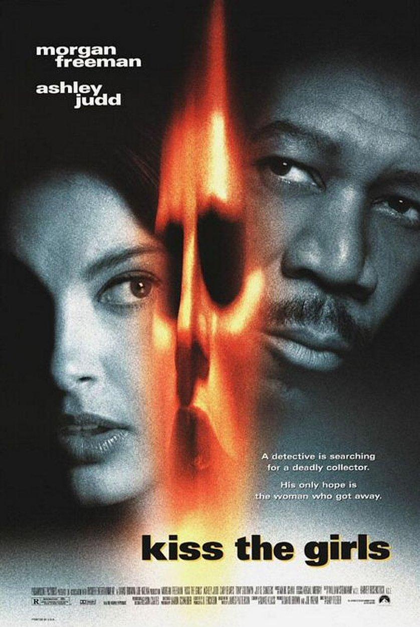Πόστερ της ταινίας «Φιλιά που Σκοτώνουν (1997) | Kiss the Girls»