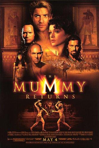 Πόστερ της ταινίας «Η Μούμια Επιστρέφει (2001)   The Mummy Returns»