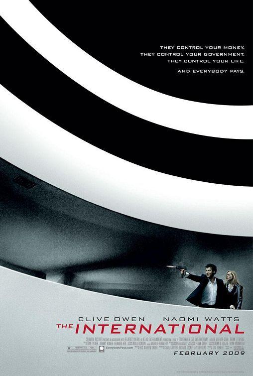 Πόστερ της ταινίας «The International (2009)»