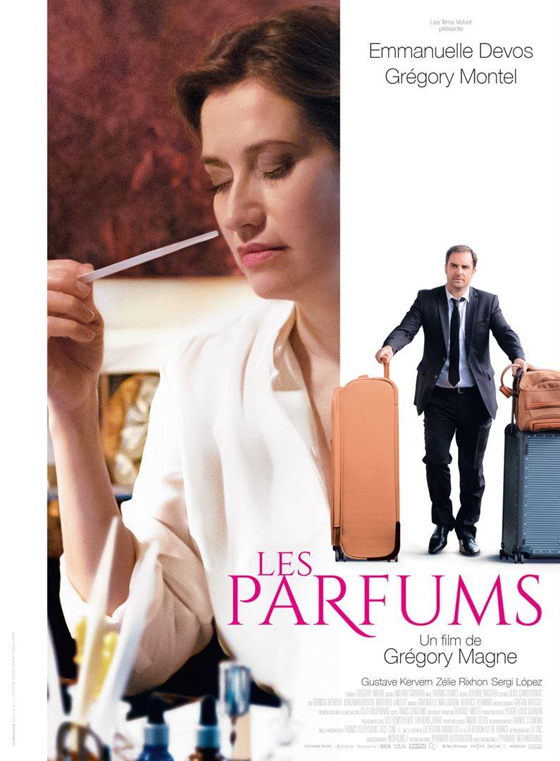 Πόστερ της ταινίας «Τα Αρώματα (2019) | Les Parfums»