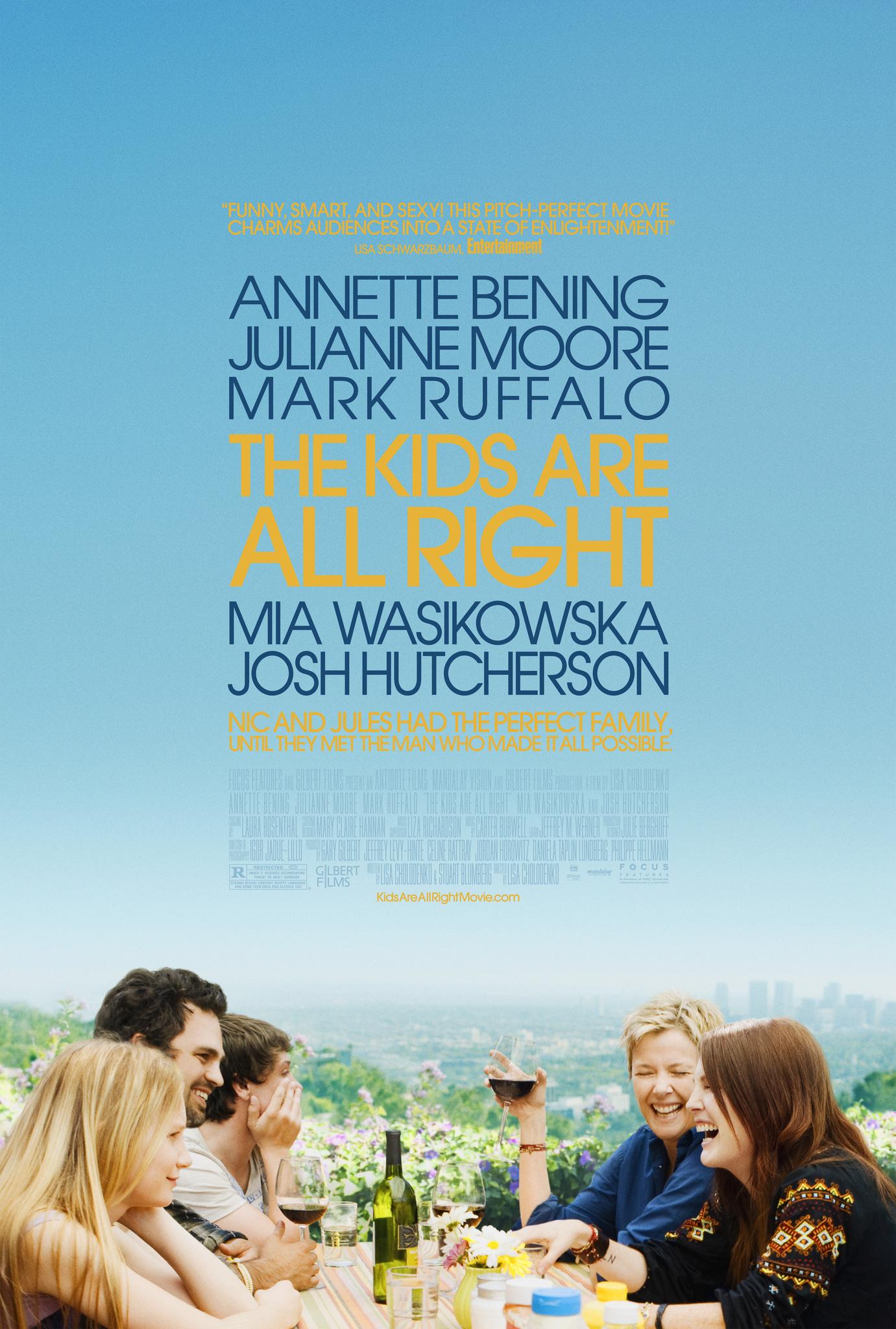 Πόστερ της ταινίας «Τα Παιδιά Είναι Εντάξει (2010) | The Kids Are All Right»