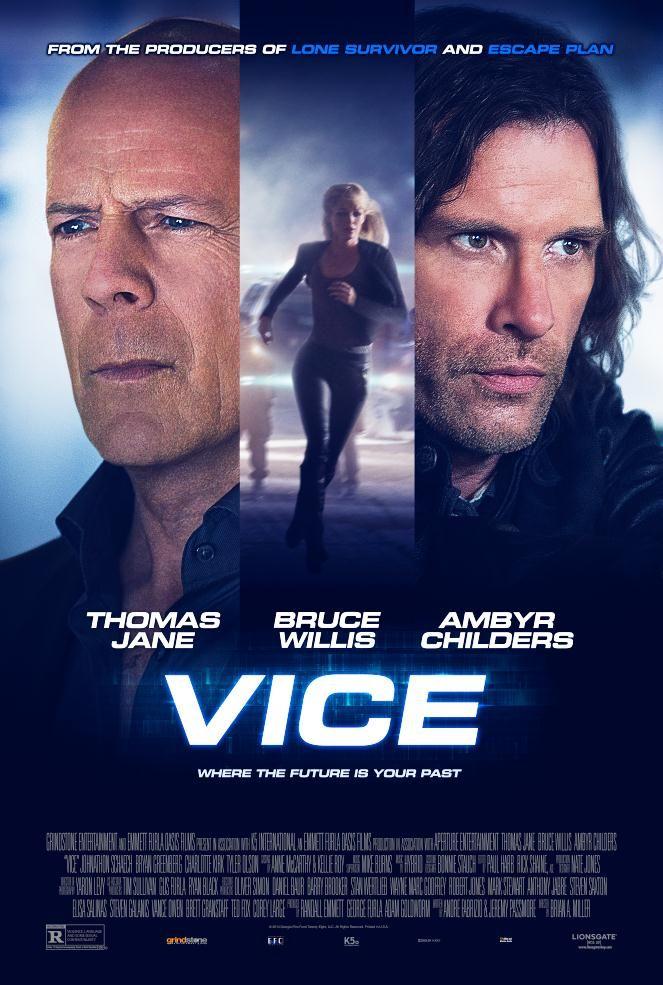 Πόστερ της ταινίας «Vice: Η Πόλη της Βίας (2015) | Vice»