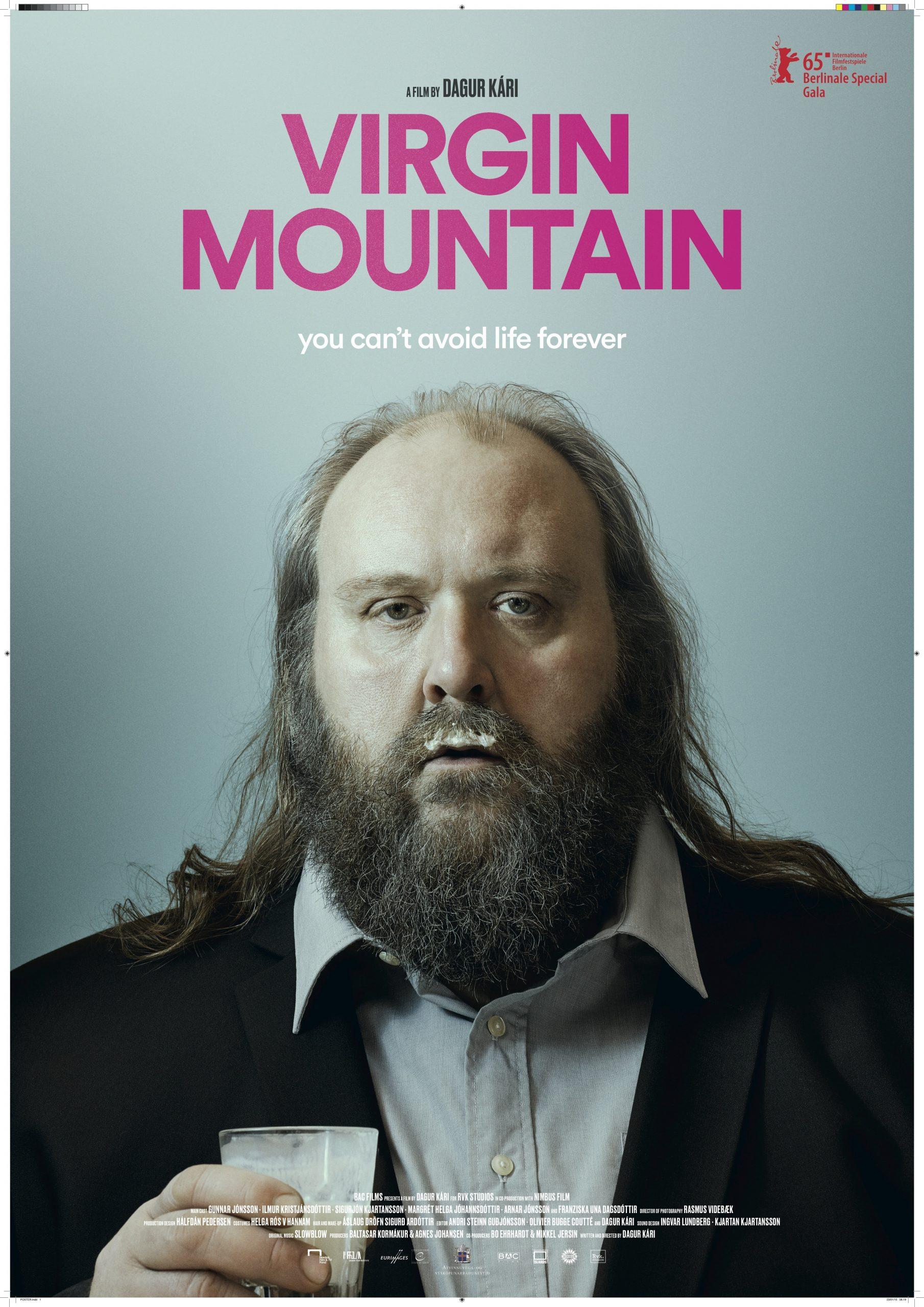 Πόστερ της ταινίας «Καρδιά Βουνό (2015)   Fúsi   Virgin Mountain»