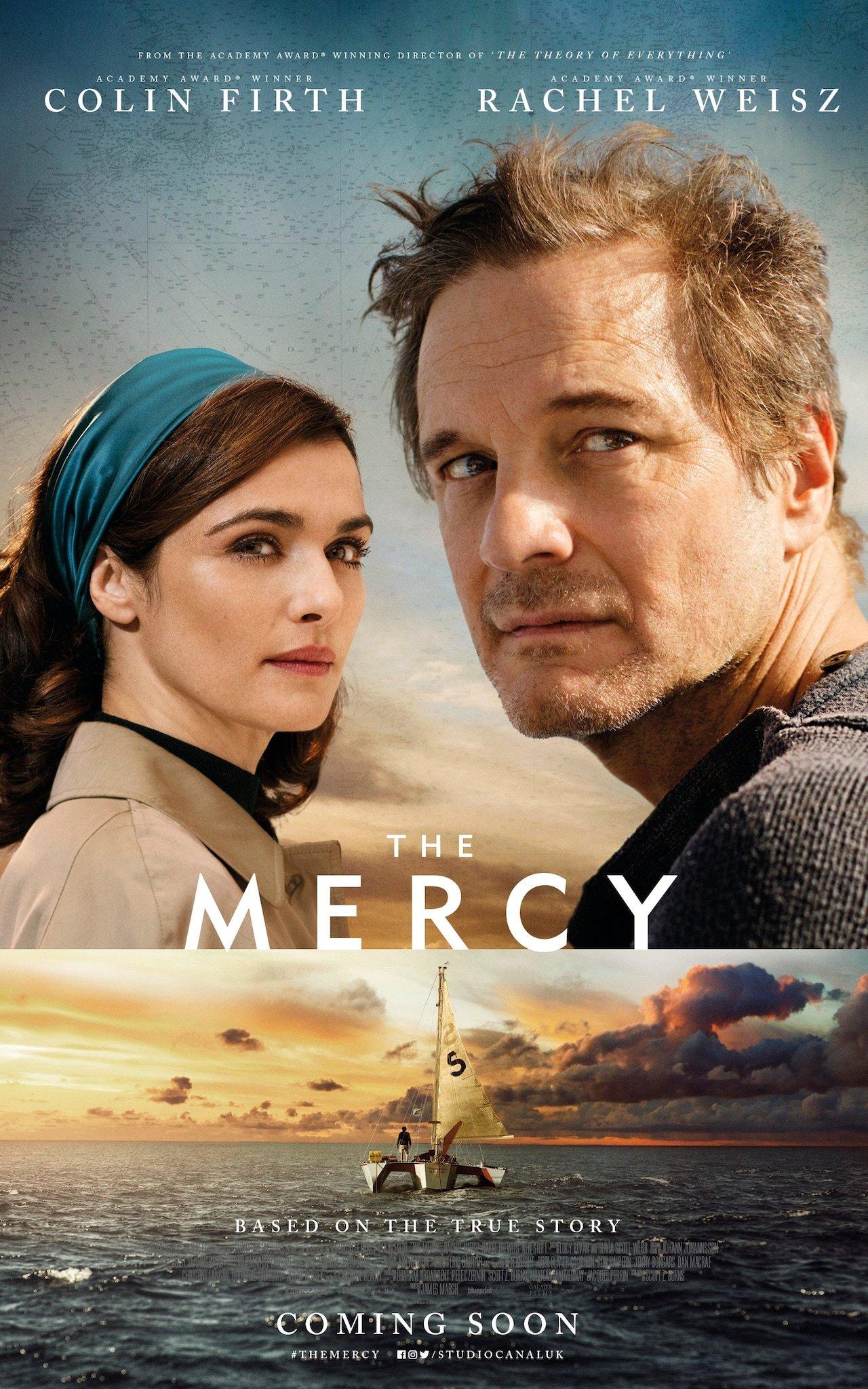 Πόστερ της ταινίας «Η Μέρα της Επιστροφής μου (2017) | The Mercy»
