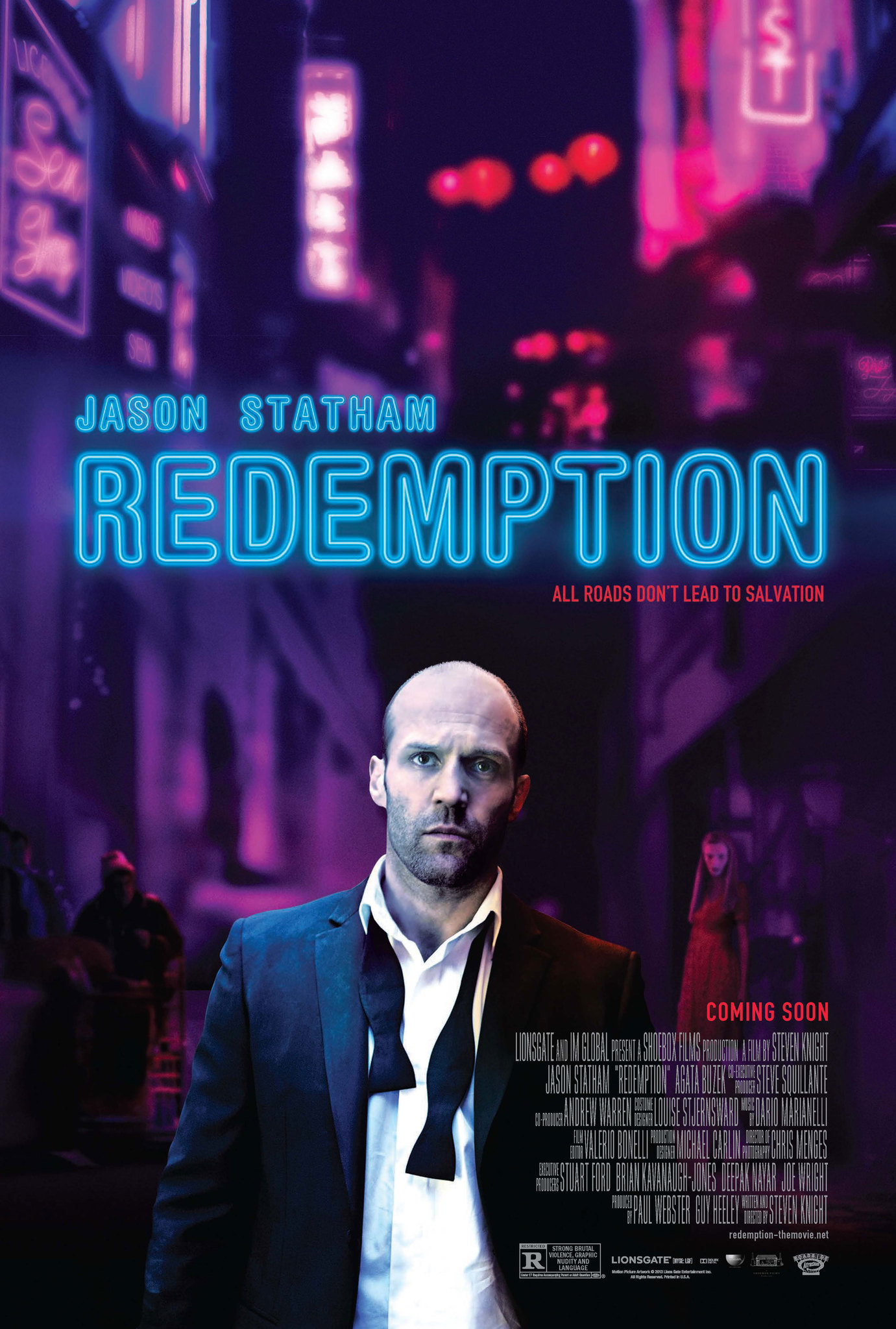 Πόστερ της ταινίας «Χωρίς Οίκτο (2013)   Redemption»