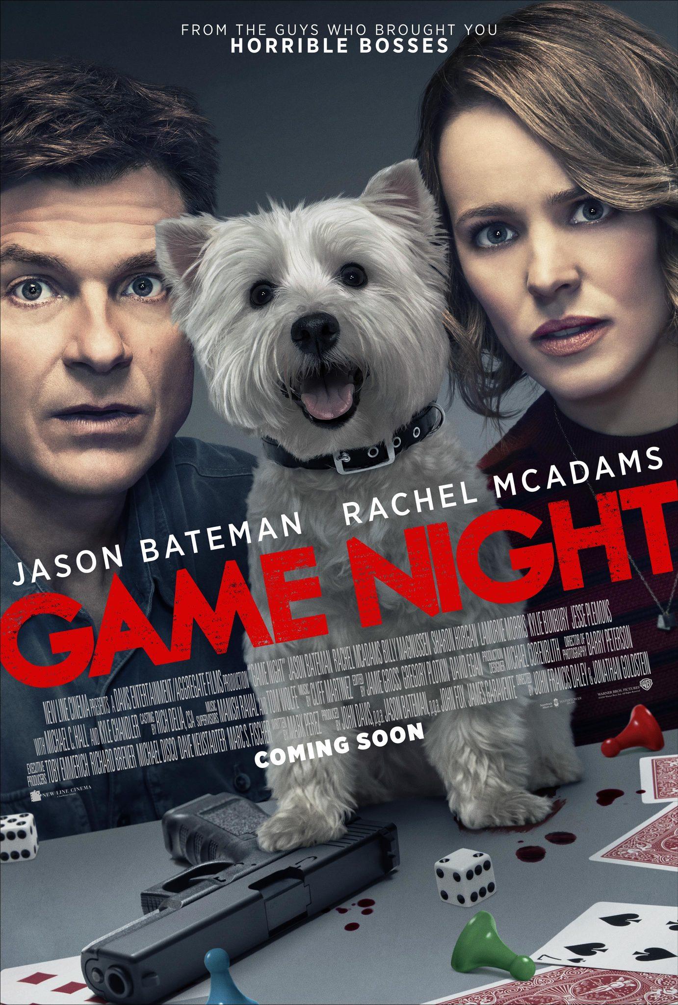 Πόστερ της ταινίας «Game Night (2018)»