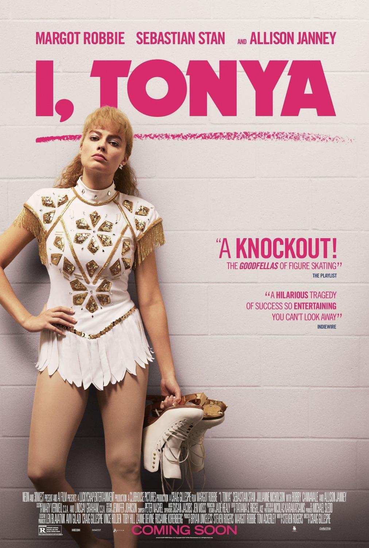 Πόστερ της ταινίας «Εγώ, η Τόνια (2017)   I, Tonya»