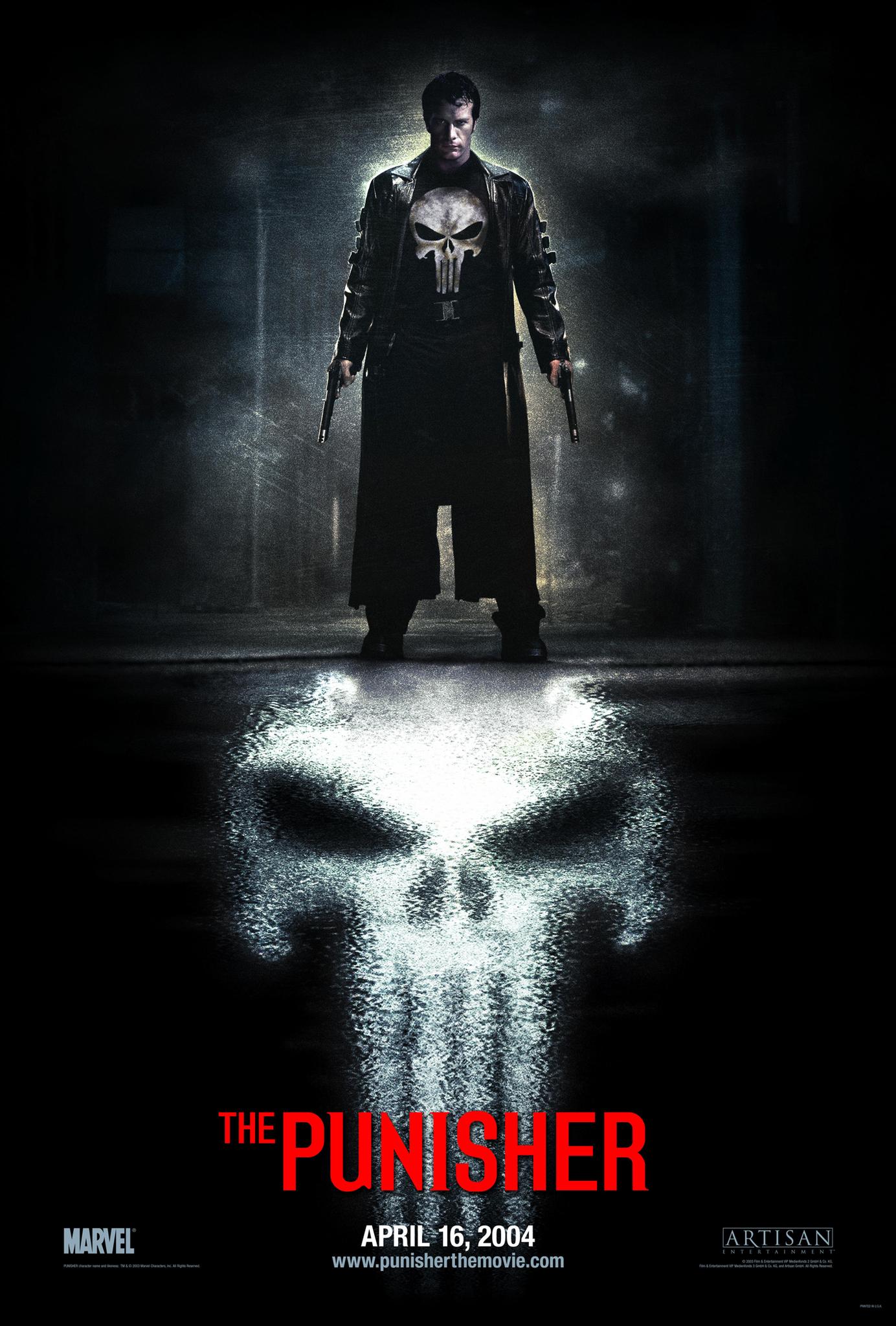 Πόστερ της ταινίας «Ο Τιμωρός (2004) | The Punisher»