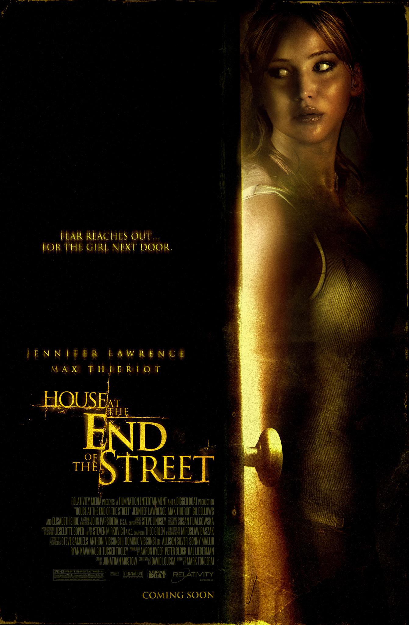 Πόστερ της ταινίας «Το Σπίτι στο Τέλος του Δρόμου (2012)»