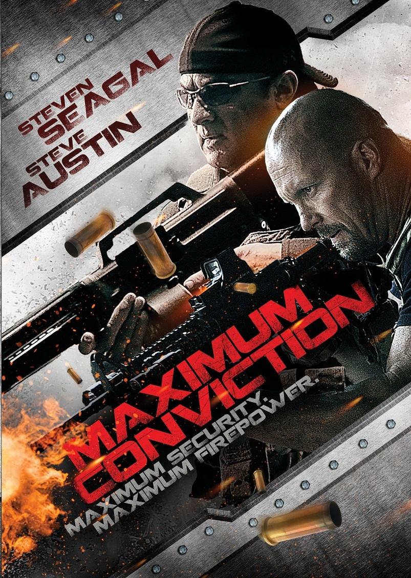 Πόστερ της ταινίας «Η Εσχάτη των Ποινών (2012) | Maximum Conviction»