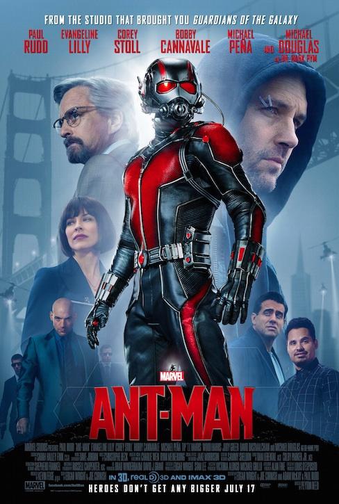 Πόστερ της ταινίας «Ant-Man (2015)»