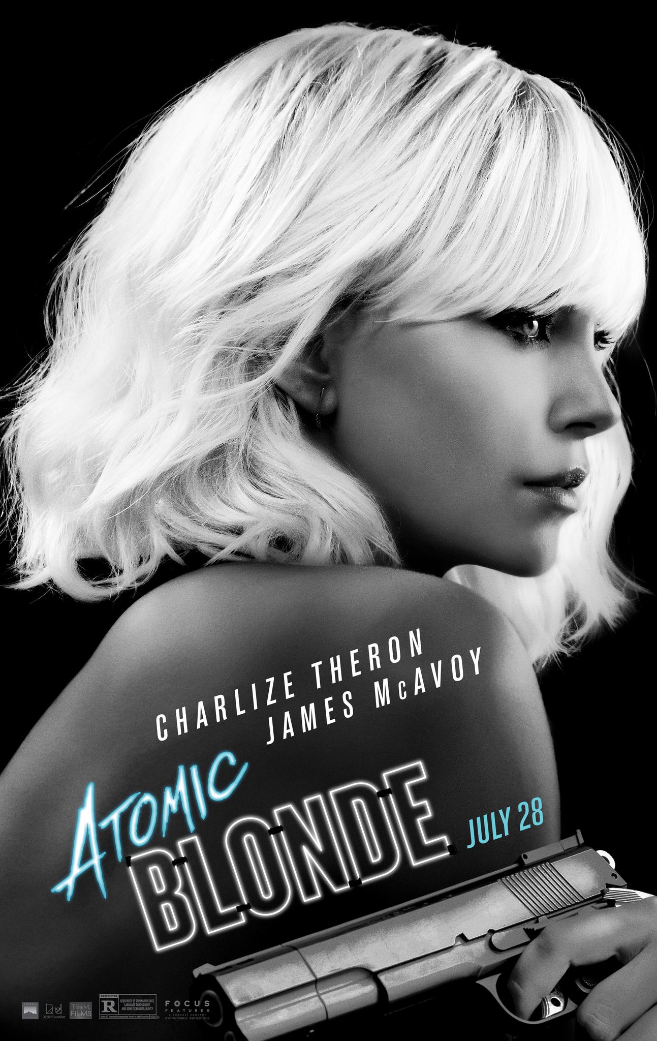 Πόστερ της ταινίας «Atomic Blonde (2017)»