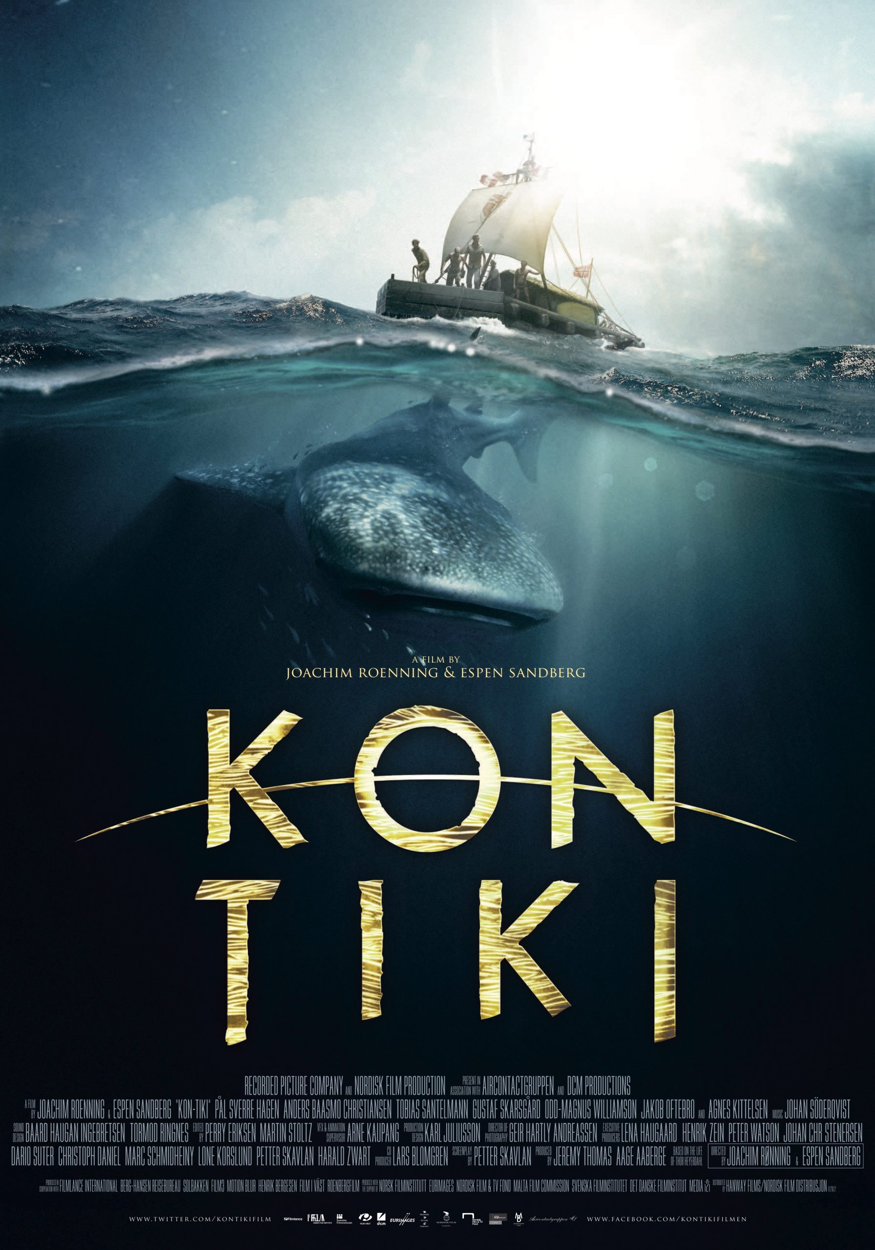 Πόστερ της ταινίας «Kon-Tiki (2012)»