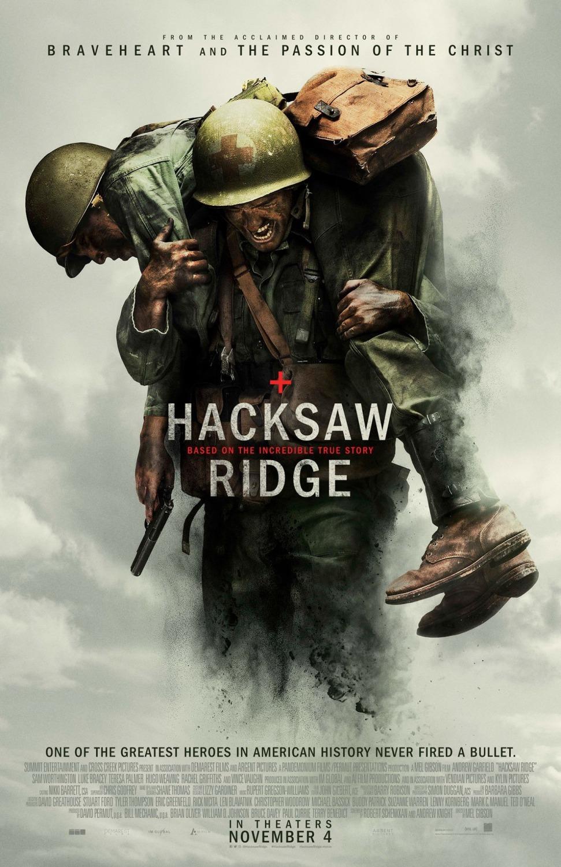 Πόστερ της ταινίας «Αντιρρησίας Συνείδησης (2016) | Hacksaw Ridge»