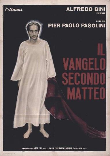 Πόστερ της ταινίας «Το Κατά Ματθαίον Ευαγγέλιο (1964) | Il vangelo secondo Matteo»