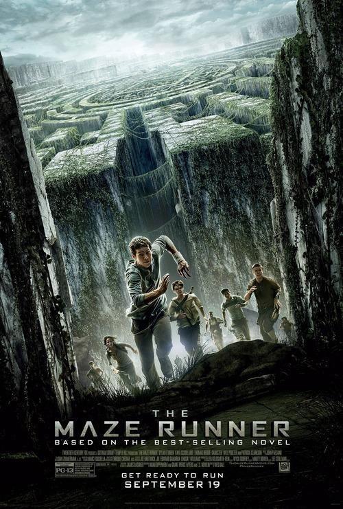Πόστερ της ταινίας «Ο Λαβύρινθος (2014) | The Maze Runner»