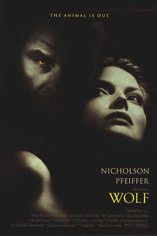 Πόστερ της ταινίας «Wolf (1994)»