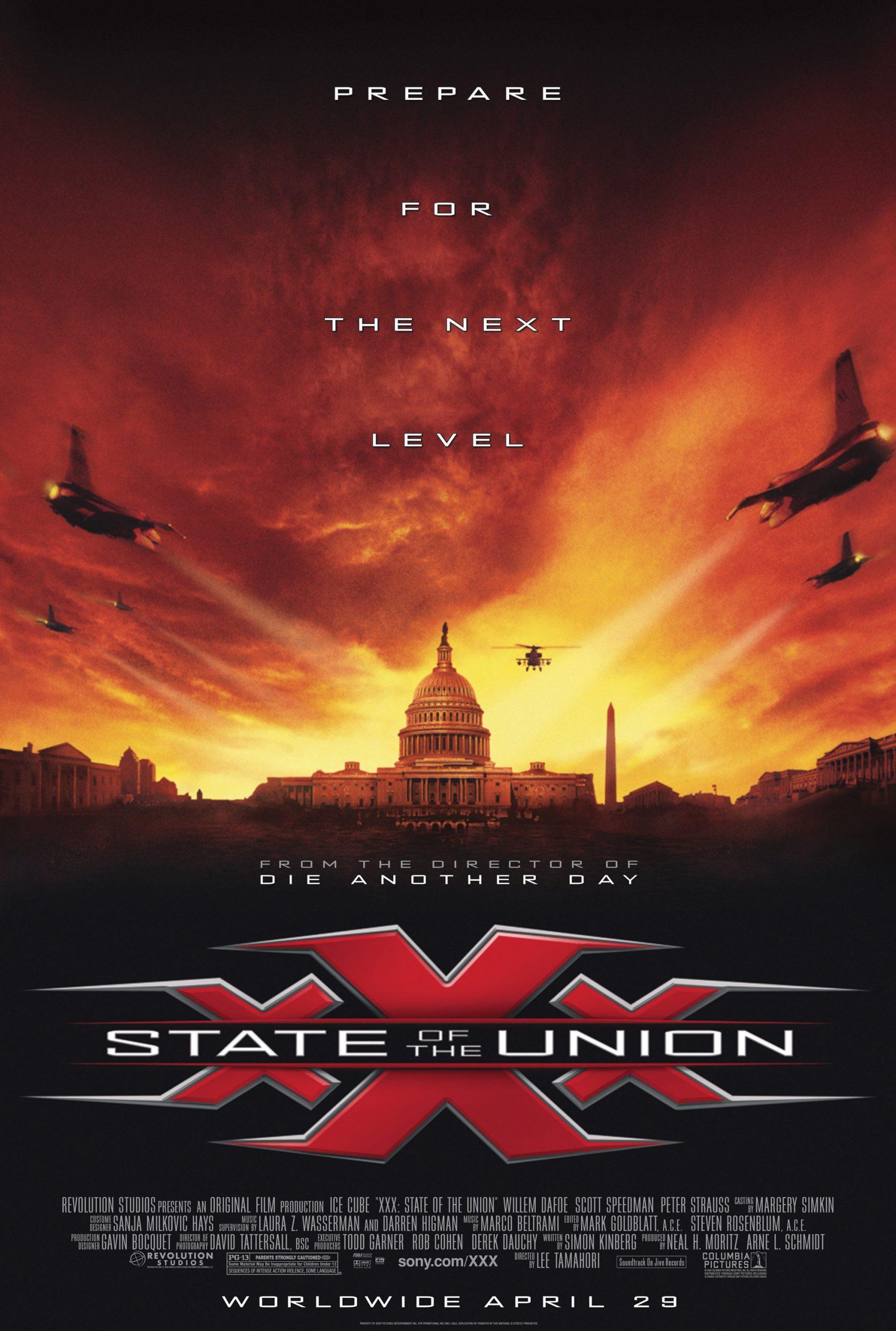 Πόστερ της ταινίας «xXx: Ο απόλυτος πράκτορας 2 (2005)   xXx²: The Next Level»