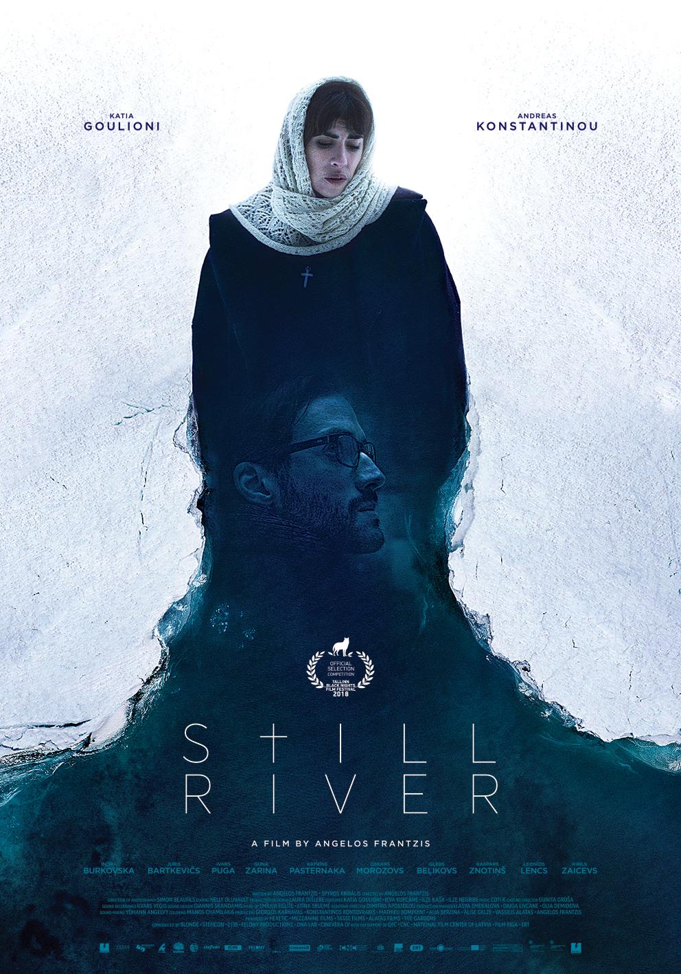 Πόστερ της ταινίας «Ακίνητο Ποτάμι (2018)»