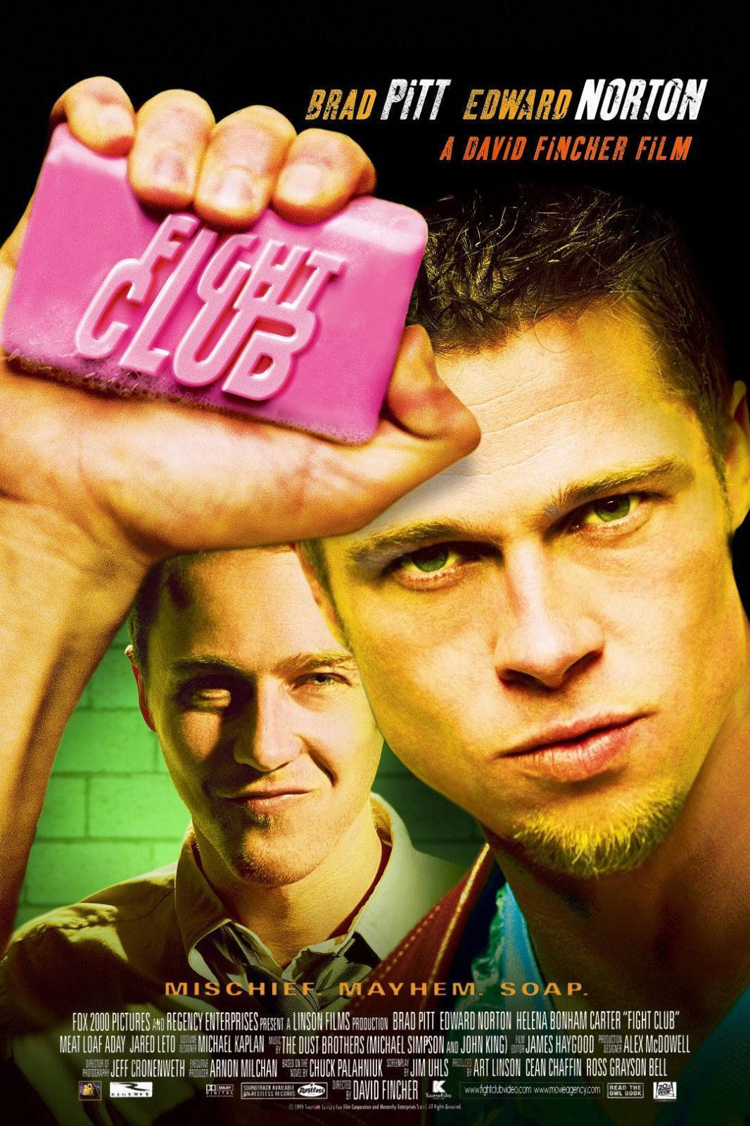 Πόστερ της ταινίας «Fight Club (1999)»