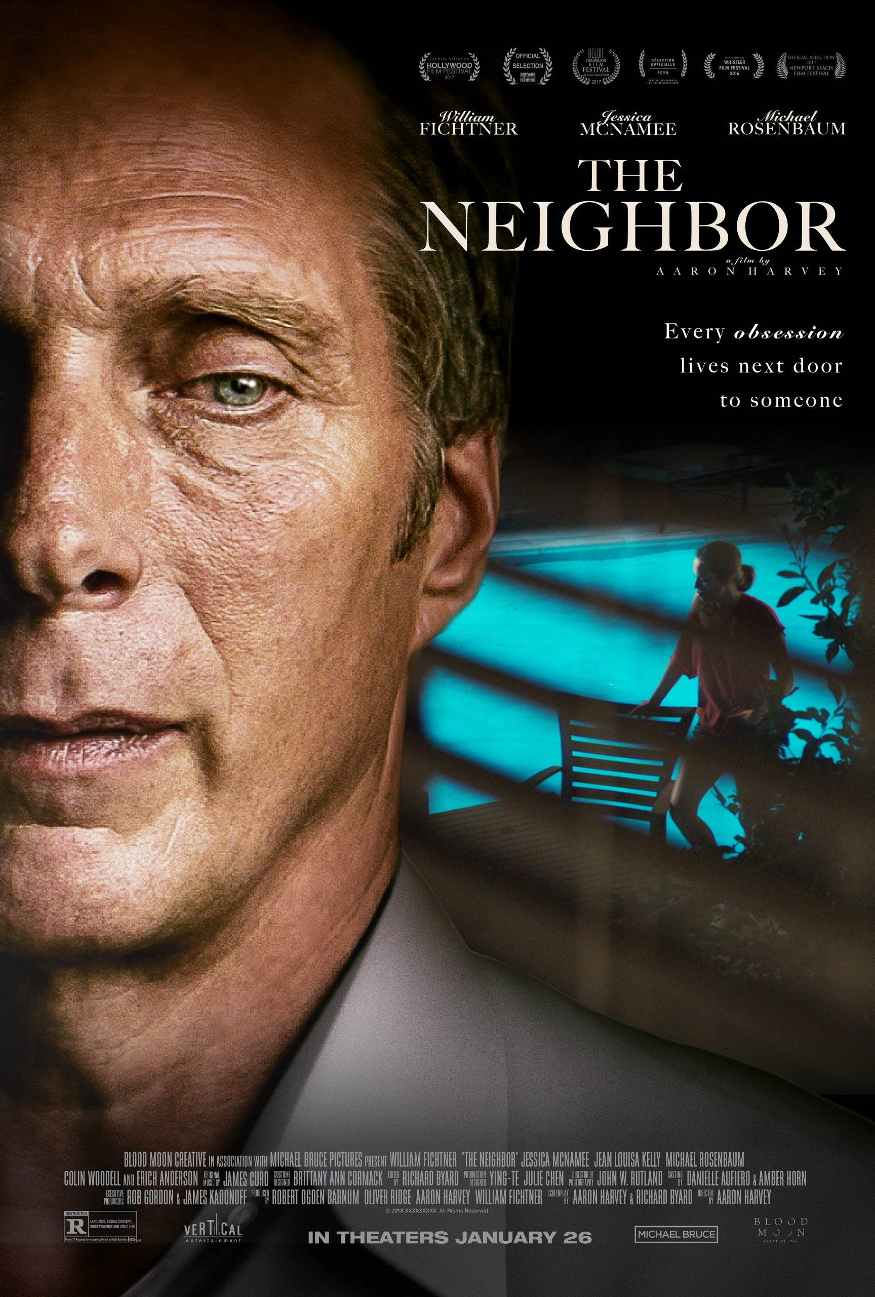 Πόστερ της ταινίας «The Neighbour (2017)»