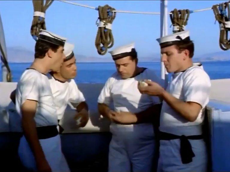 Η Αλίκη στο Ναυτικό (1961)