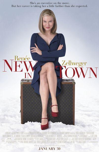 Πόστερ της ταινίας «Ήρθε ο Έρωτας στην Πόλη (2009) | New in Town»