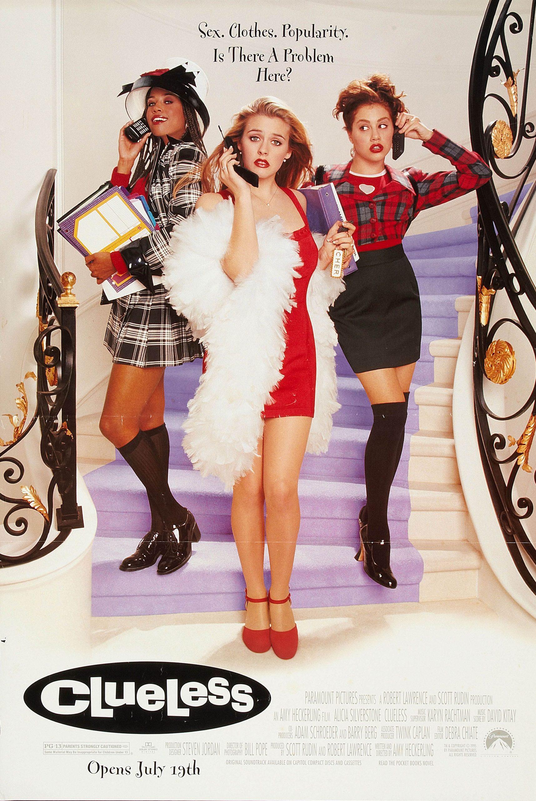Πόστερ της ταινίας «Το Κορίτσι του Μπέβερλι Χιλς (1995) | Clueless»