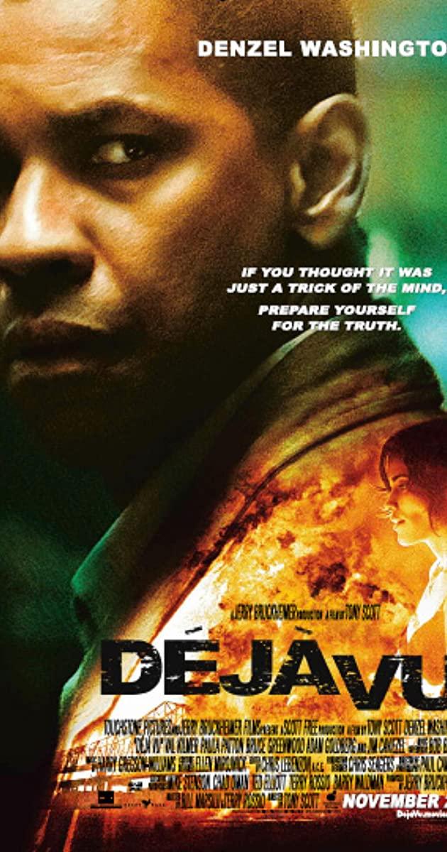 Πόστερ της ταινίας «Deja Vu: 4 Ημέρες, 6 Ώρες Πίσω (2006) | Deja Vu»