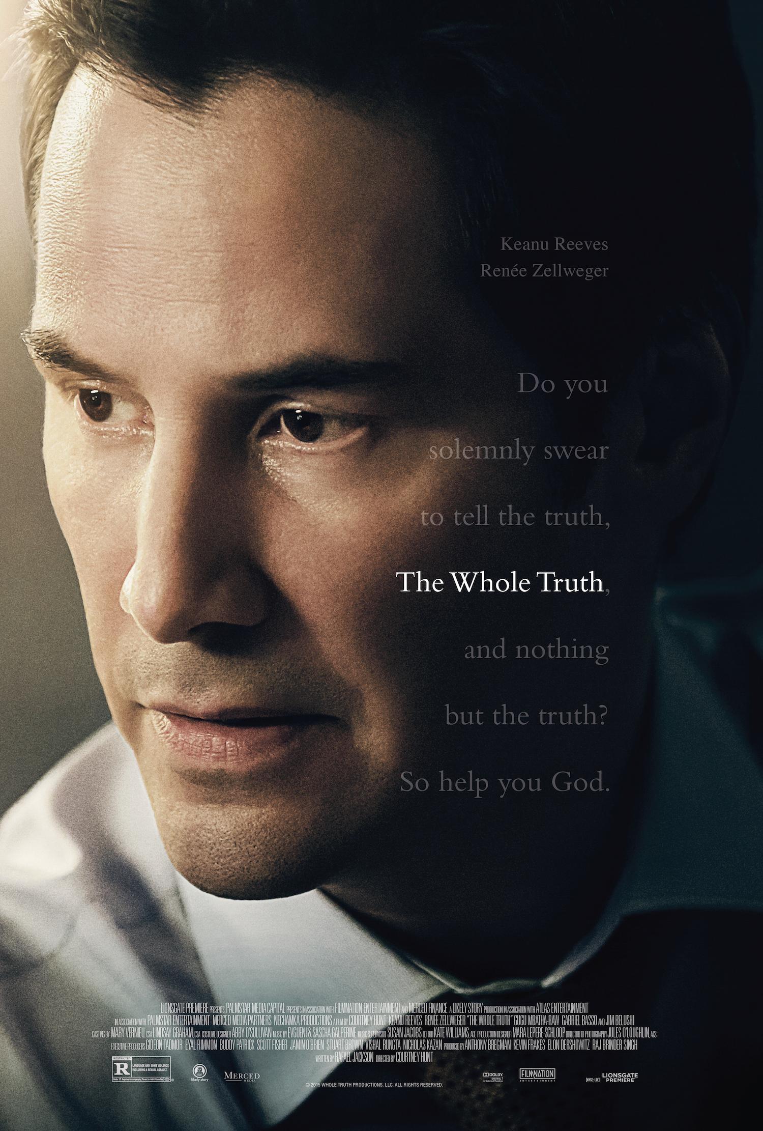 Πόστερ της ταινίας «Συνήγορος Υπεράσπισης (2016) | The Whole Truth»