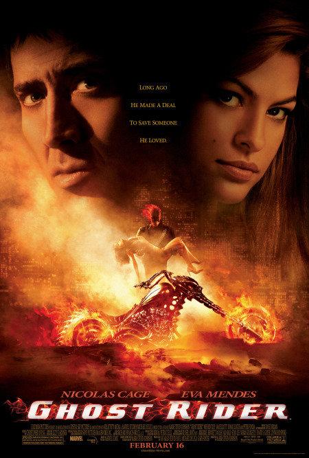 Πόστερ της ταινίας «Ghost Rider (2007)»