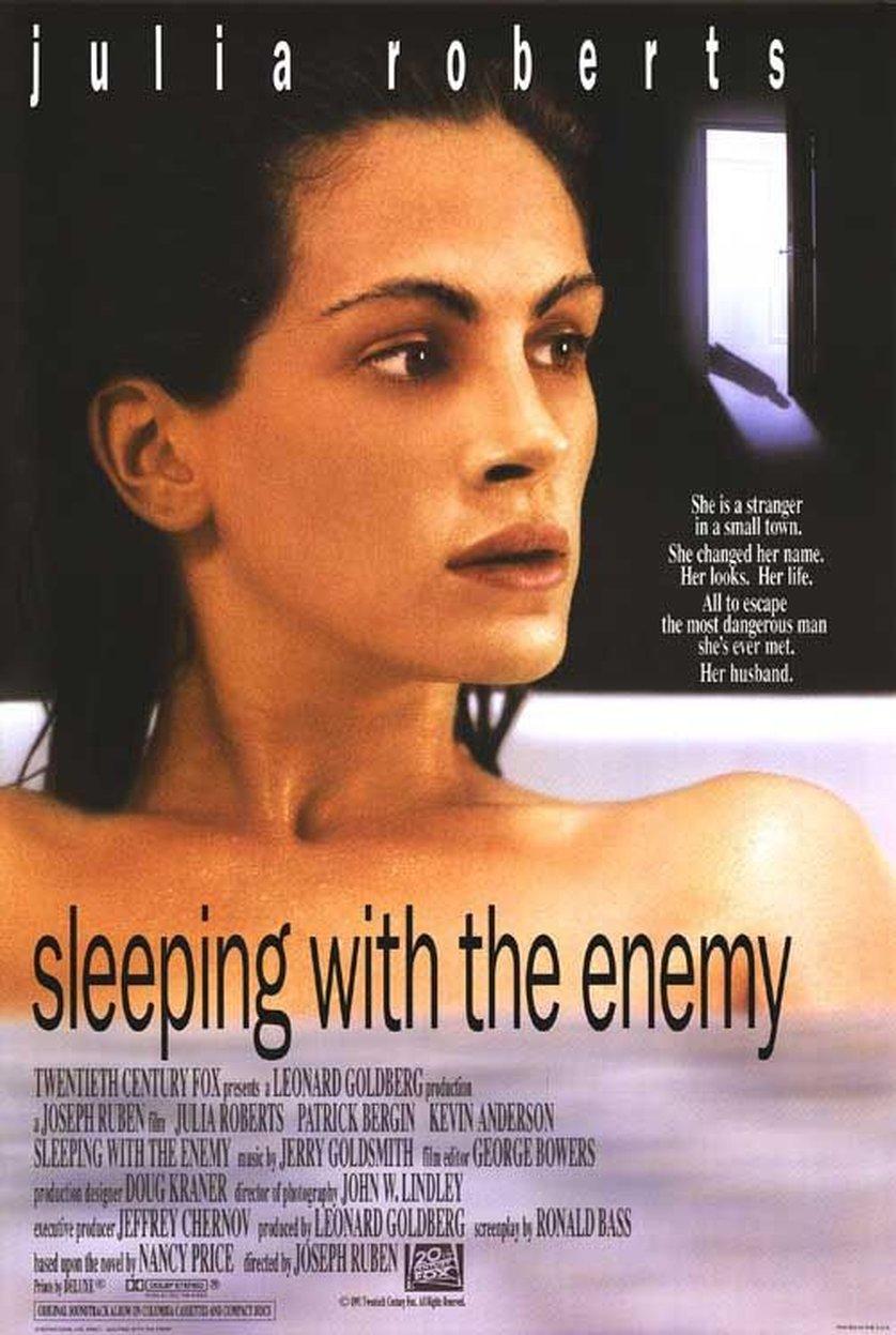 Πόστερ της ταινίας «Νύχτες με τον Εχθρό μου (1991) | Sleeping with the Enemy»