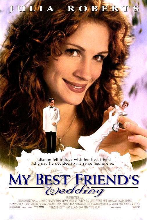 Πόστερ της ταινίας «Ο γάμος του καλύτερού μου φίλου (1997)   My Best Friend's Wedding»