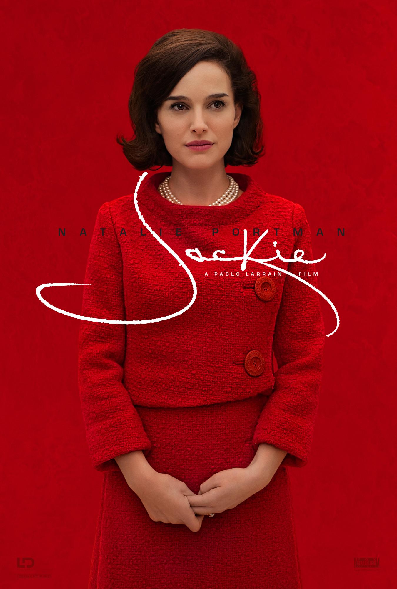 Πόστερ της ταινίας «Jackie (2016)»