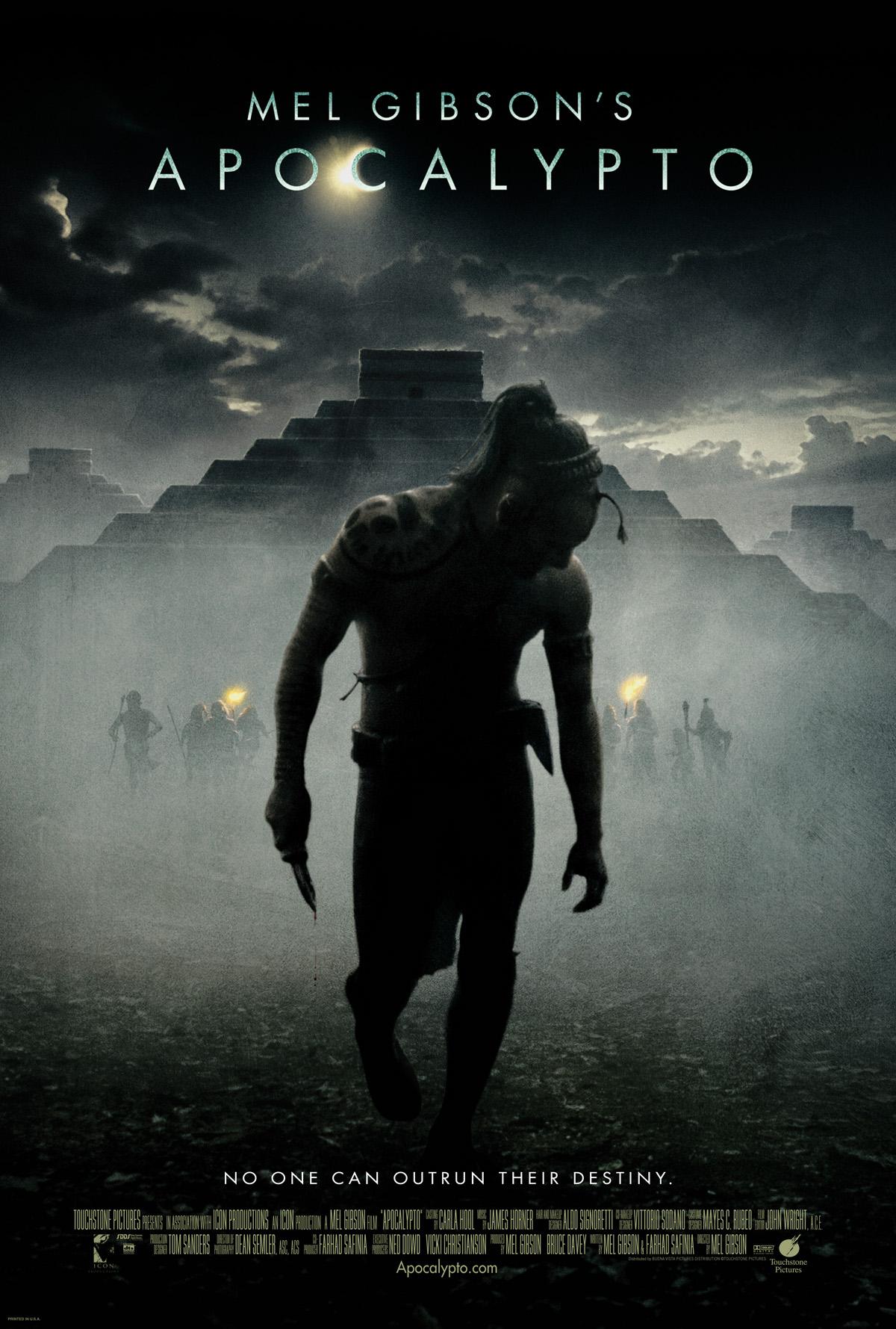 Πόστερ της ταινίας «Apocalypto (2006)»
