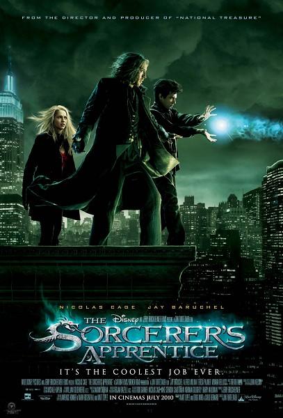 Πόστερ της ταινίας «Υποψήφιος Μάγος (2010)   The Sorcerer's Apprentice»