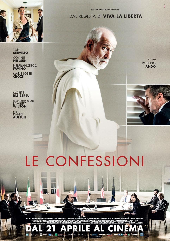 Πόστερ της ταινίας «Οι Εξομολογήσεις (2016) | The Confessions»